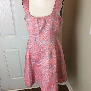 Nanette Lenore fit and flare dress